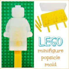 LEGO Minifigure Popsicle