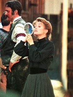 Jane Seymour as Dr Quinn