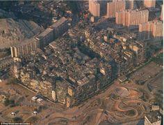 Conheça Kowloon, com 50 mil residentes, a maior favela vertical da história!