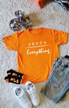Reps For Jesus Printed Baby Grow
