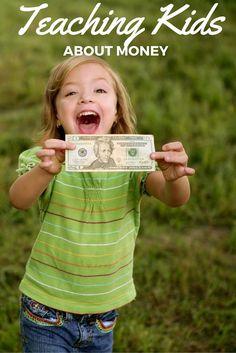 Teaching Kids about Money - Needs versus Wants Sorting Activity