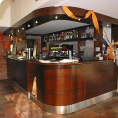 Comptoir de bar pour professionnels - Aranda-Mas