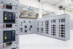 Switchgear assemblies and motor control centers (starters) line­ups can be classified according to their voltage classes.