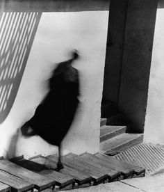 Minor White, Movement Studies Number 56, 1949. S)
