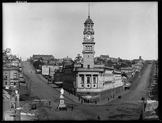 Nz History, Auckland New Zealand, Town Hall, What Is Like, Kiwi, Past, The Neighbourhood, Scenery, Landscape