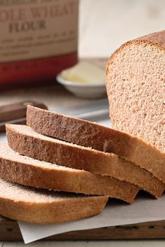 Classic 100% Whole Wheat Bread Recipe
