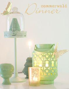 sommerwald dekoration wunderschön-gemacht