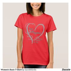 Women's Basic T-Shirt | Zazzle
