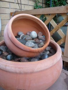 14 DIY Container Water Fountain Ideas That Are Easy And Cheap A password will be e-mailed to you. 14 DIY Container Water Fountain Ideas That Are Easy And DIY Container Water Fountain Ideas Th Small Fountains, Indoor Water Fountains, Garden Fountains, Outdoor Fountains, Fountain Garden, Feng Shui, Diy Flowers, Flower Pots, Flower Diy