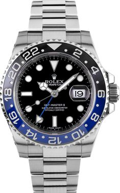 Used Watches, Pre Owned Watches, Cool Watches, Rolex Watches, Men's Rolex, Popular Watches, Rolex Gmt Master, Vintage Rolex, Vintage Watches