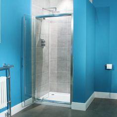 Aquafloe 900 Pivot Shower Door