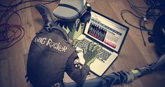 Jamie Hewlett - Murdoc King Rocker [Gorillaz]
