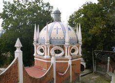 Capilla del Pocito de Agua Santa Tlaxcala.