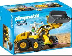 Playmobil Large Front Loader