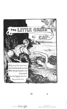 Fairy stories from Erin's isle, by Marie Bayne. Illustrated ... | HathiTrust   Pinterest Board: Vintage Mermaid Illustrations