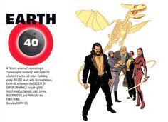 Multiversity Earth 40