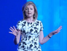 """Arianna Huffington spoke at my #CventCONNECT conference this year. Why is """"exhaustion the new normal""""?"""