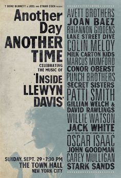Coen brothers recruit Jack White, Marcus Mumford, Patti Smith for Inside Llewyn Davis concert