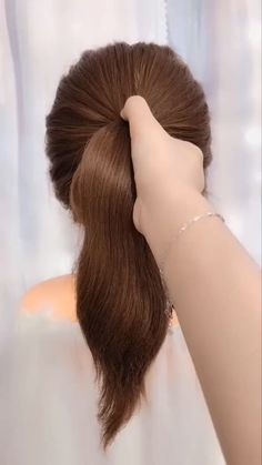 🌟Access all the Hairstyles: – Hairstyles for wedding guests – Beautiful hairstyles for school – Easy Hair Style for Long Hair – Party Hairstyles –. Little Girl Hairstyles, Pretty Hairstyles, Braided Hairstyles, Short Hair Styles, Natural Hair Styles, Bun Styles, Hair Upstyles, Long Hair Video, Hair Videos