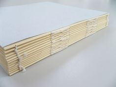 Bookbinding Models - an overview of sewing structures - by Rachel Day