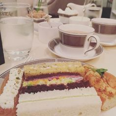 #afternoontea #enjoy by asaria.s