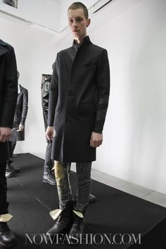 No Editions Menswear Fall Winter 2013 Paris