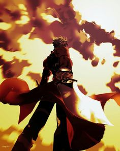 Fate/Stay Night || Fate/Stay Night: Unlimited Blade Works || Fate/Grand Order || Fate/Extra CCC || EMIYA (Archer)