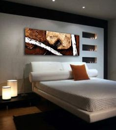 1000 images about final project on pinterest pintura - Decoracion con cuadros modernos ...
