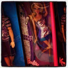 Barbie's full name is Barbara Millicent Roberts.