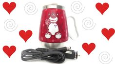 Valentine's day is just around the corner, need a good idea for a gift? Today's deal is your perfect match! Get this $30 worth Valentine's USB Warming Mug for only $15! #Beirut #USBMug #Valentine