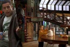 How in the world can Adam Sandler in Big Daddy afford this Manhattan loft?
