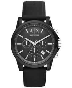 16 Best Armani Exchange Watch images  818e391f1e