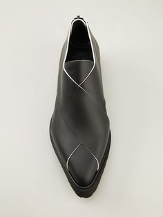 Shop Proenza Schouler criss-cross loafer in Sigrun Woehr from the world's best independent boutiques at farfetch.com. Over 1000 designers from 300 boutiques in one website.