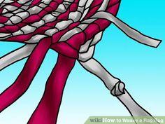 Image titled Weave a Rag Rug Step 11