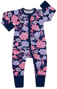 I love bonds wondersuits. The zips are so handy! The gorgeous bright colours in this are so cute, would look great on a sweet little newborn baby girl. #baby # toddler #affiliate
