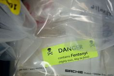 Police warned of drug so powerful it can kill in one breath