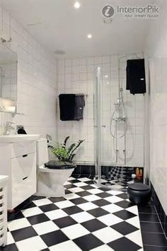 black and white tile - Google Search