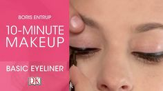 Makeup Tutorial: How to Apply Eyeliner