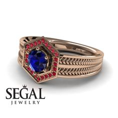 Pandora Jewelry OFF!> Rose Gold Engagement Ring by Segal Jewelry Vintage Oval Engagement Rings, Ruby Wedding Rings, Deco Engagement Ring, Wedding Rings Vintage, Designer Engagement Rings, Rose Gold Engagement Ring, Diamond Wedding Bands, Vintage Rings, Gold Wedding