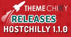 ThemeChilly rolls out HostChilly 1.1.0  1 year support and updates included in $49:) https://www.themechilly.com/themechilly-wordpress-web-hosting-theme