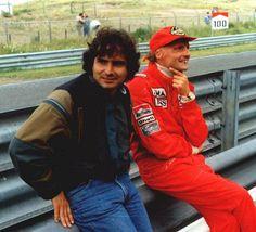 niki lauda 1978 | Niki Lauda por Roberto Brunherotto