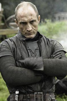 ROOSE BOLTON, ancien bras droit de Eddard et Rob STARK, TRAITRE !!!