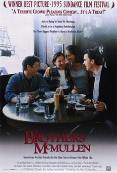 The Brothers McMullen is a 1995 American comedy-drama film directed, written, produced by, and starring Edward Burns.   Budget$23,800 Box office$10,246,600   ..... Strangers made on a $9 mil budget