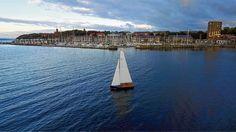 Flensburg bietet viele Möglichkeiten, die Innen- und Außenförde auf dem Boot oder auf dem Schiff kennenzulernen
