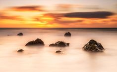 Warm Sunset ~ Spain by Carlos Solinis Camalich on 500px
