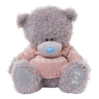 "10"" Pink Knitted Jumper Me to You Bear"