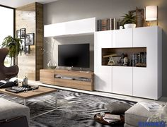 Living Room Tv Unit, Living Room Modern, Home Living Room, Home Bedroom, Living Room Designs, Living Room Decor, Tv Unit Decor, Tv Cabinet Design, Lounge