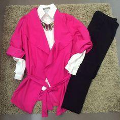 Kimono ceket 30 tl, beyaz bluz 35tl, tayt 20tl, kolye 15 tl. Kapıda ödeme. Kargo ücreti ist. Ici 5tl, Ist. Dışı 7tl.