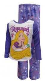 Disney Princess Rapunzel Fleece Toddler Pajama Set LS