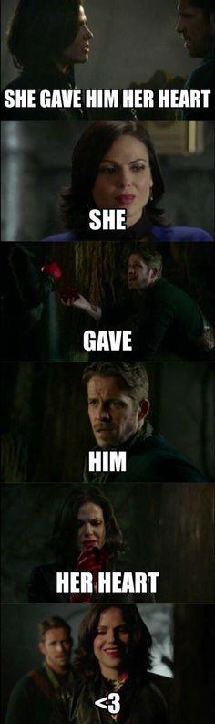 Awesome Regina and Robin